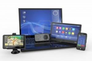 ordinateur portable-telephone-portable-tablette-pc-gps