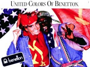 Benetton 1985