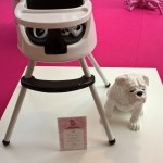 Chaise haute 3 en 1 Boosito de Kerael dans la cat. Accessoires repas